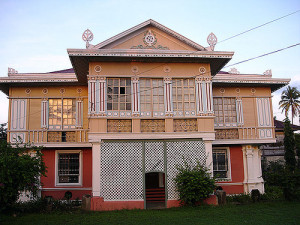 Antillian House of Sanson-Montinola