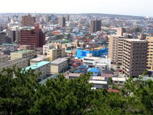 Akita_skyline