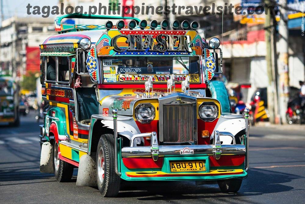 Transportasyon sa Pilipinas