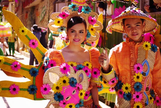 PHILIPPINE FESTIVALS FIESTAS AND LOCAL CELEBRATIONS IN MAY 2014 - PAHIYAS FESTIVAL