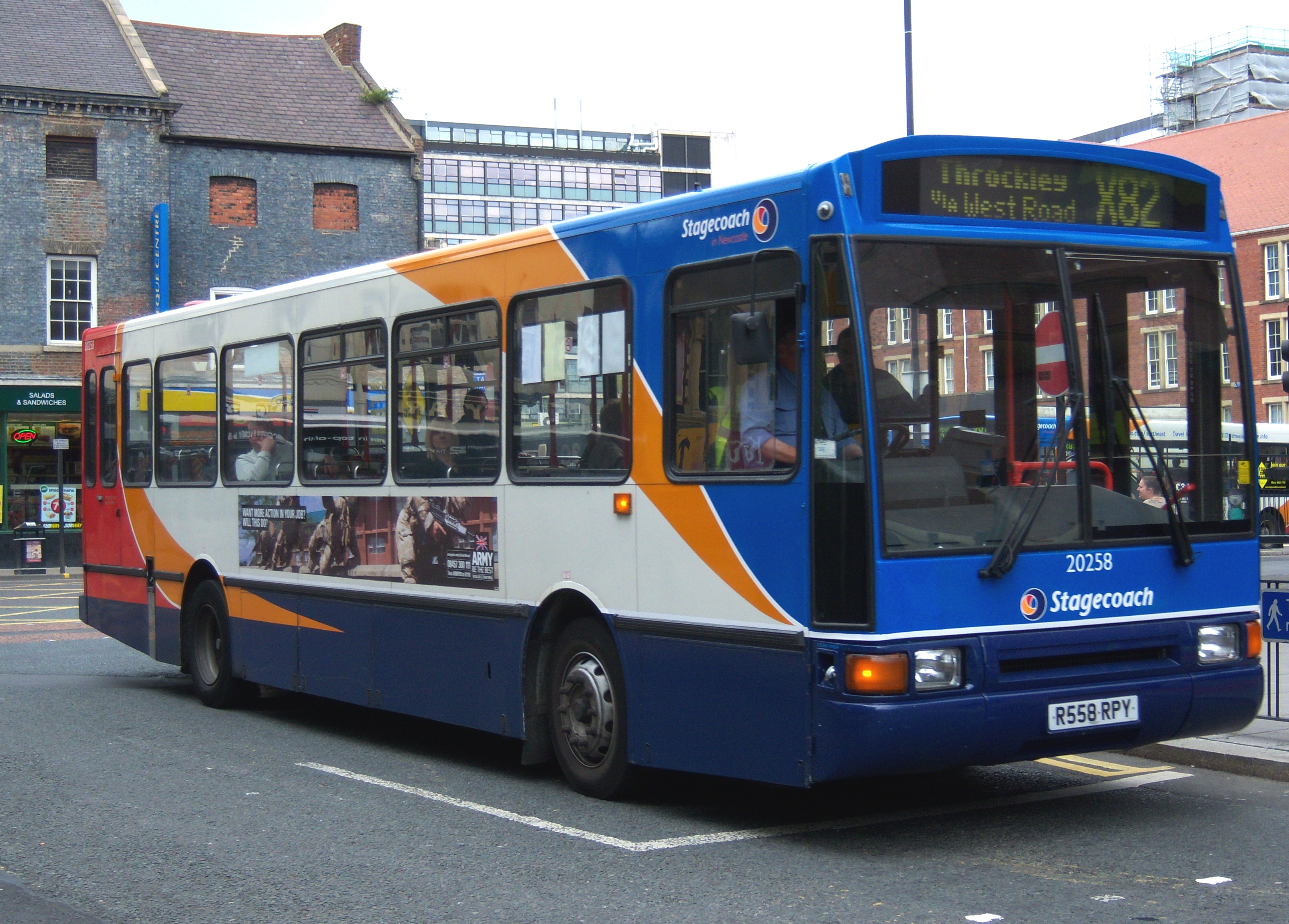 Stagecoach_in_Newcastle_bus_20258_Volvo_B10M_Northern_Counties_Paladin_barrel_style_R558_RPY_in_Newcastle